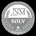 Sølvmedalje 2020
